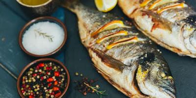 imagem de um peixe