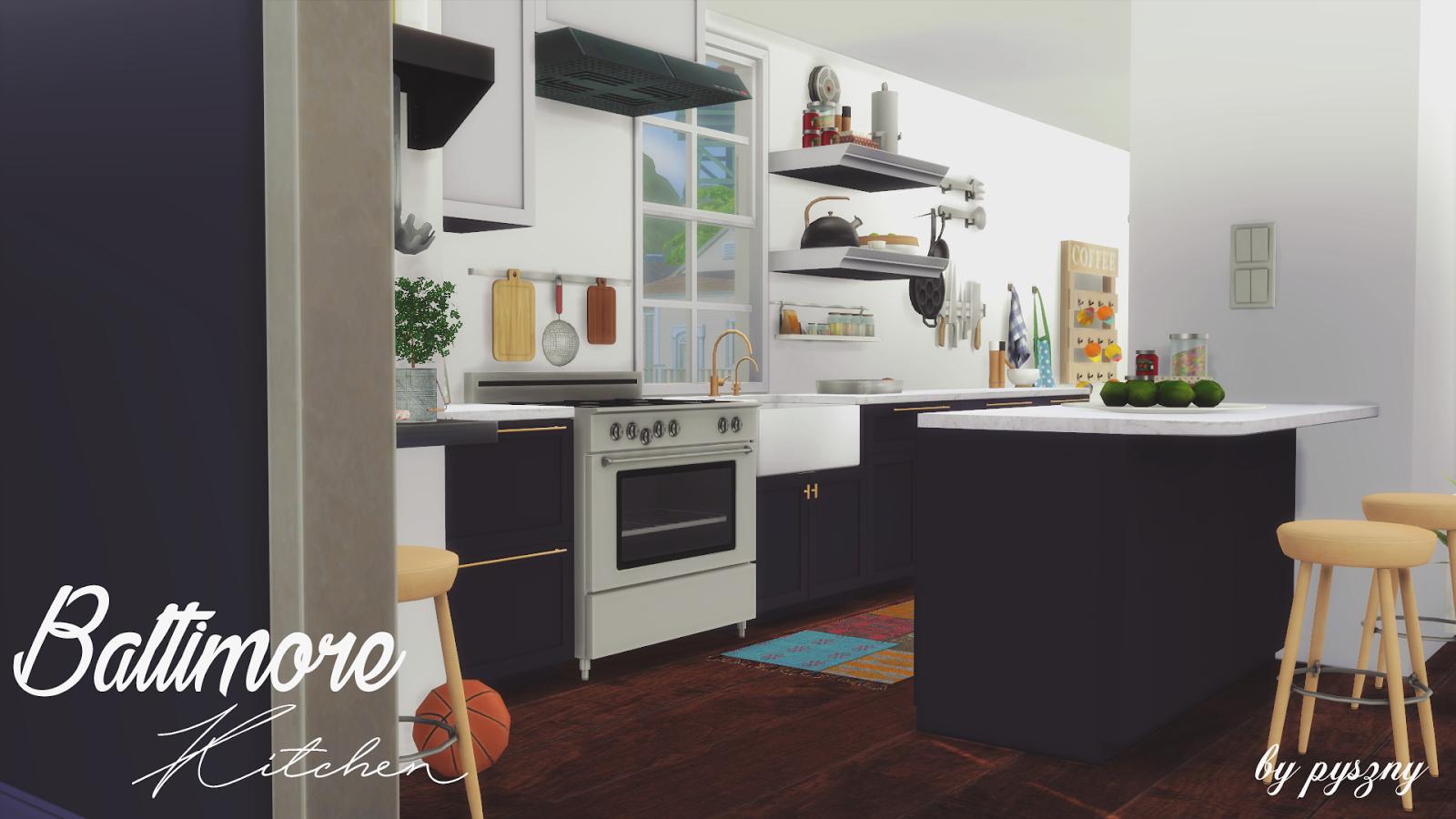 Baltimore Kitchen Updated