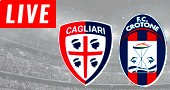 Cagliari vs Crotone LIVE STREAM streaming