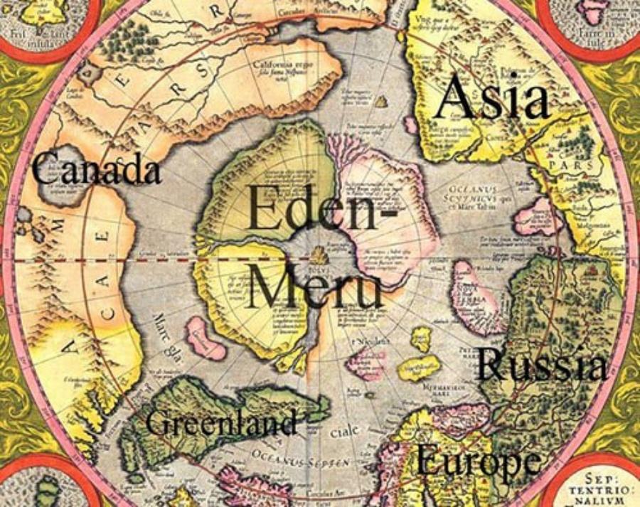 Hyperborea Map