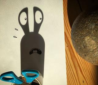 Green Pear Diaries, Vincent Bal, garabatos, doodle, sombras, shadows
