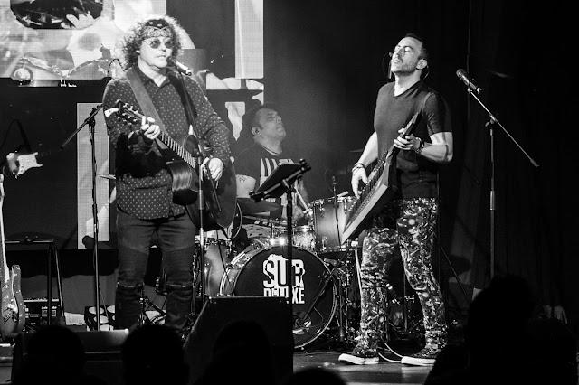 MÚSICA: SurDeluxe: la nueva propuesta del rock latinoamericano.