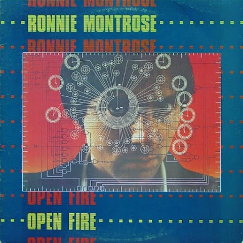 RONNIE MONTROSE - OPEN FIRE (1978)