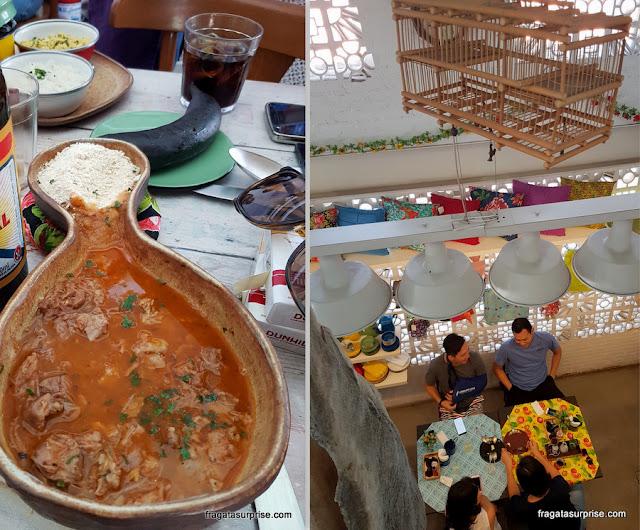 Restaurante Lá da Venda, Vila Madalena