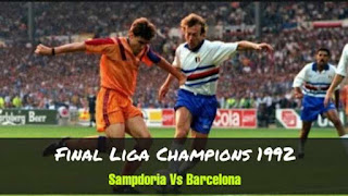 Final Liga Champion 1992