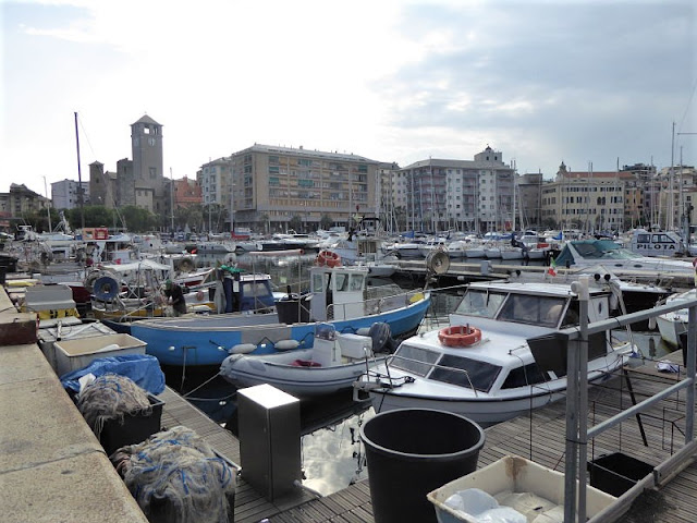 porto turistico di savona