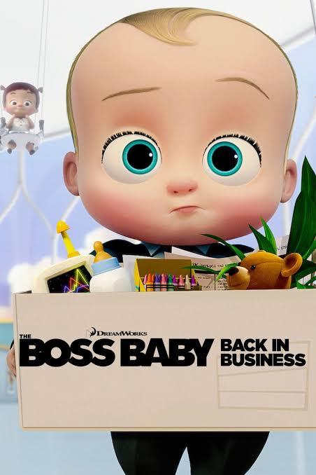 Download Baby Boss Sub Indo : download, Baby:, Business, S1-S3, Batch