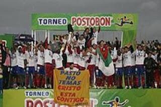 Deportivo Pasto 2011