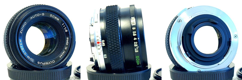 Zuiko Auto-S 50mm 1:1.8 #036