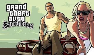 تحميل لعبة جاتا سان اندرس GTA San Andreas الاصلية لـ اندرويد 2021