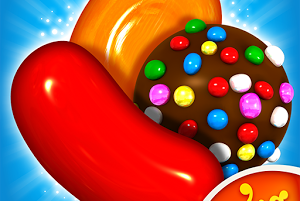Candy Crush Saga mod apk 1.129.0.3 (Unlimited Lives+Unlocked)