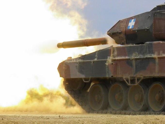 Ο Στρατός ετοιμάζει «φωτιά και ατσάλι» – Τι πρέπει να γίνει με Ρωσία (ΒΙΝΤΕΟ)