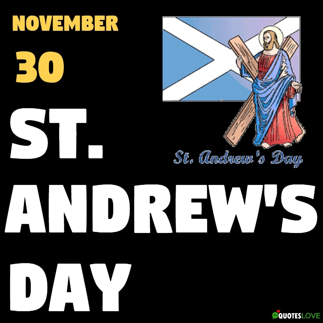 St Andrew's Day 2019 Images