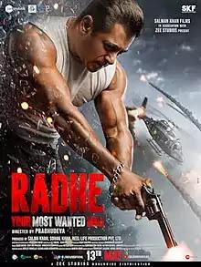 Radhe full movie download filmyzilla, 123movies,
