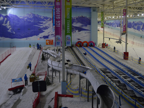 Review | Snow Play at Chill Factore