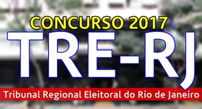Concurso TRE-RJ 2017