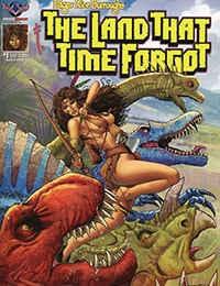 Edgar Rice Burroughs: The Land That Time Forgot: See-Ta the Savage