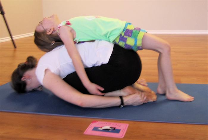 Adventures Of A Yoga Mom