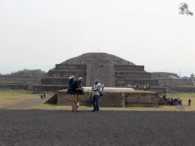 Piramida Quetzalcoatla
