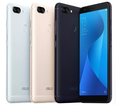 Asus 5.7-inch ZenFone Max Plus Unveiled at CES2018 With Super-sized Battery And Face ID