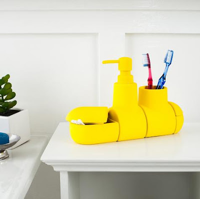 Submarino Bathroom Set