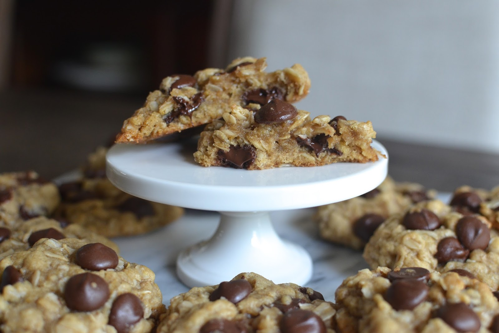Big Chewy Oatmeal Raisin Cookies America S Test Kitchen