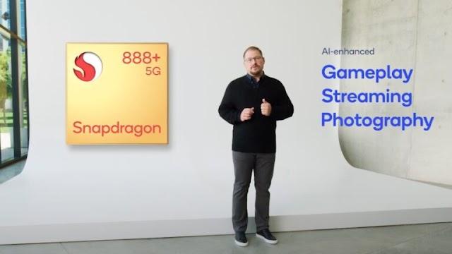 Qualcomm lanza Snapdragon 888 Plus con velocidad de reloj de 3GHz