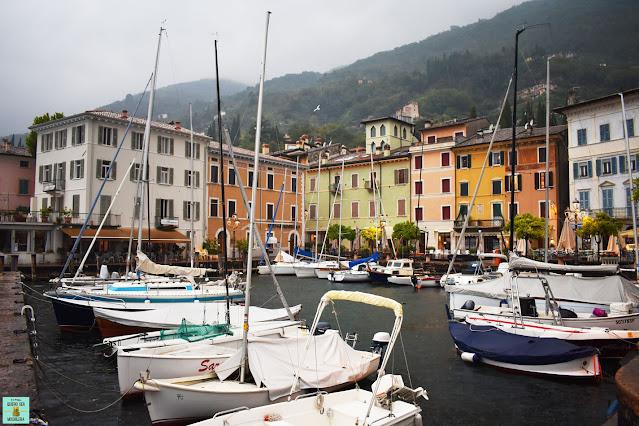 Pueblos bonitos Lago di Garda