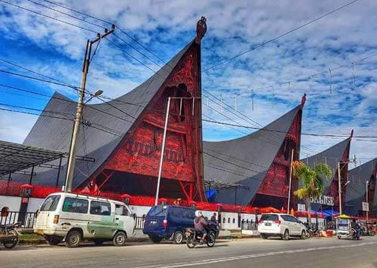 Pasar Balige - Wisata Tradisional di Onan Balerong yang ...