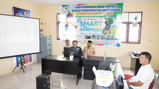 RDP dengan Kemendes PDTT, Senator Fachrul Razi Paparkan Manfaat Program Smart Gampong Aceh