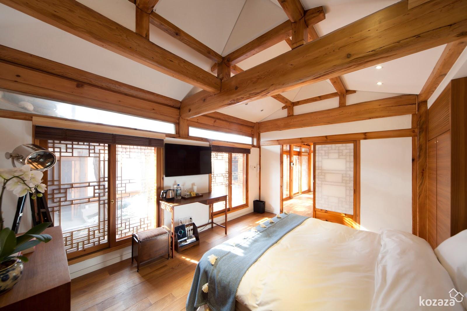 book homes in korea the finest hanok in seoul samsongjae
