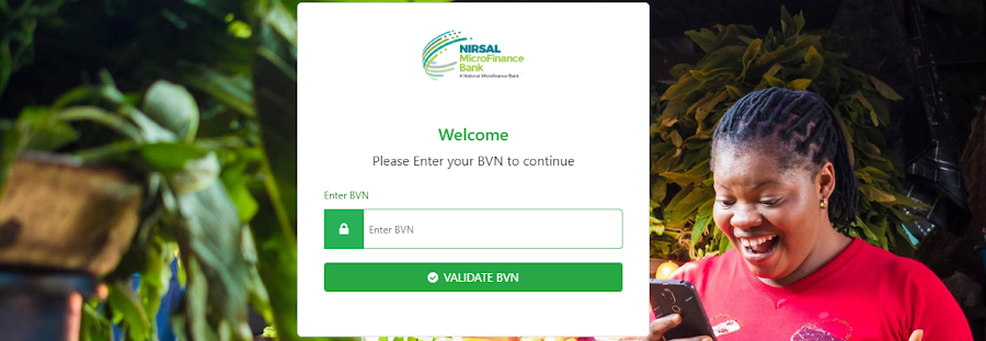 Nirsal NYIF BVN Validation: How to validate your bvn for nyif loan