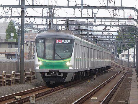 小田急電鉄 急行 唐木田行き2 東京メトロ16000系