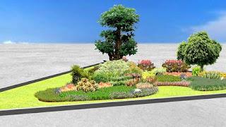 Desain Taman Surabaya - tukngtamansurabaya 7