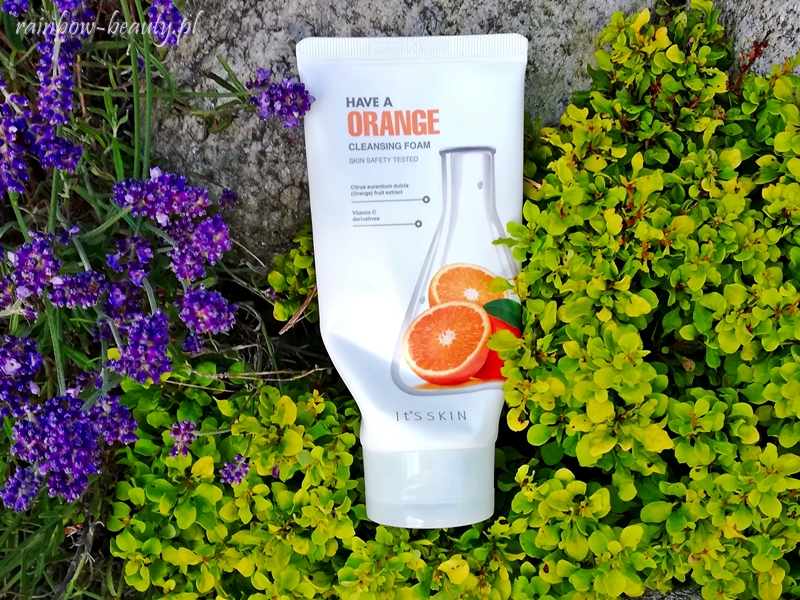its-skin-orange-cleansing-foam-pianka