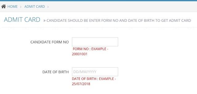 BA Admit card 2020 Download/ BA एडमिट कार्ड डाउनलोड करें।