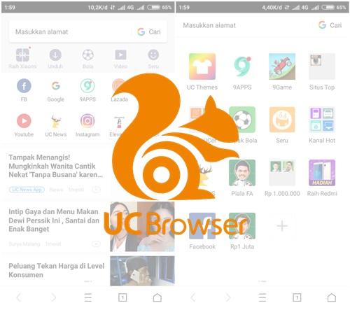 Cara Membuka Situs Yang Diblokir Di Uc Browser Android Mengulas