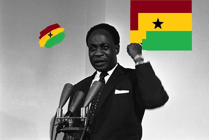 Bright Philip Donkor writes: 21st September: We can make the Black Star shine