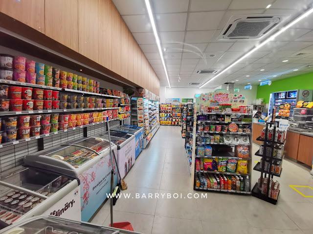 Penang FamilyMart Farlim Air Itam Penang Blogger Influencer Penang Convenience Store
