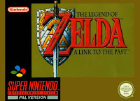The Legend of Zelda: A Link to the Past PT/BR