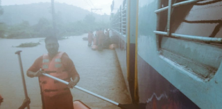 Mumbai rain: IMD says rain will continue trains will be cancelled flights will delay
