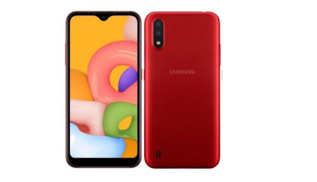 Samsung Galaxy A01 Price In Nigeria And Specification