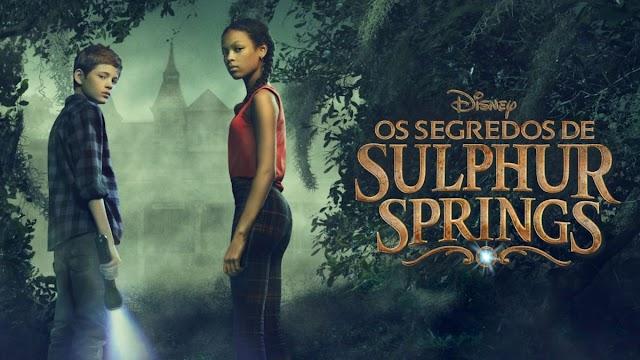 Segredos em Sulphur Springs - 1ª temporada
