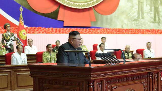 """Kim Jong-un asegura que """"ya no habrá más guerra en esta tierra"""" gracias a las armas nucleares de Corea del Norte"""