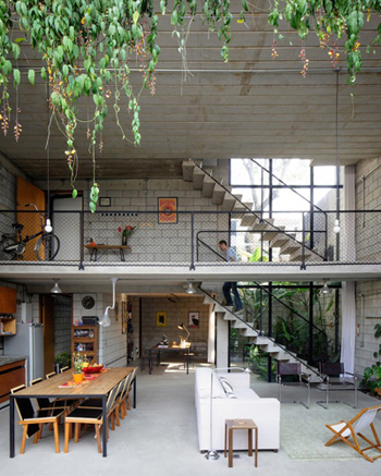 thiết kế nhà sử dụng tấm xi măng cemboard