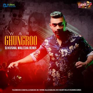 Ghungroo (Remix) - DJ Kushal Walecha [NewDjsWorld.Com]