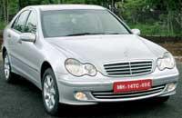 Mercedes C220 CDI / C200K | Indian-Cars