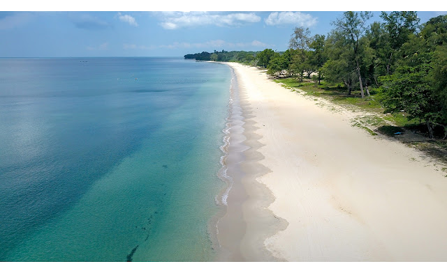 Desaru Beach Pantai Desaru