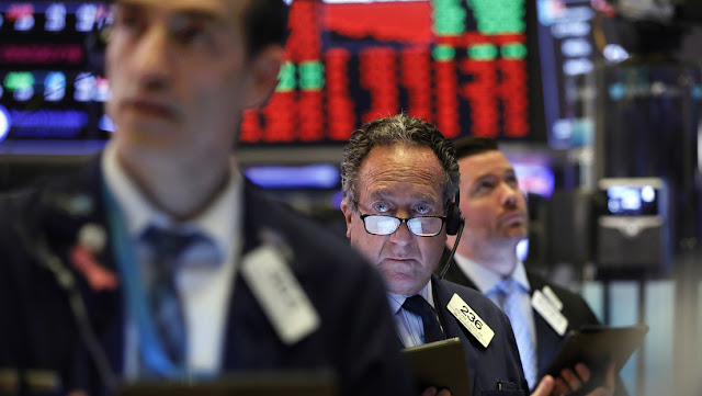 El FMI: La economía global entra en recesión