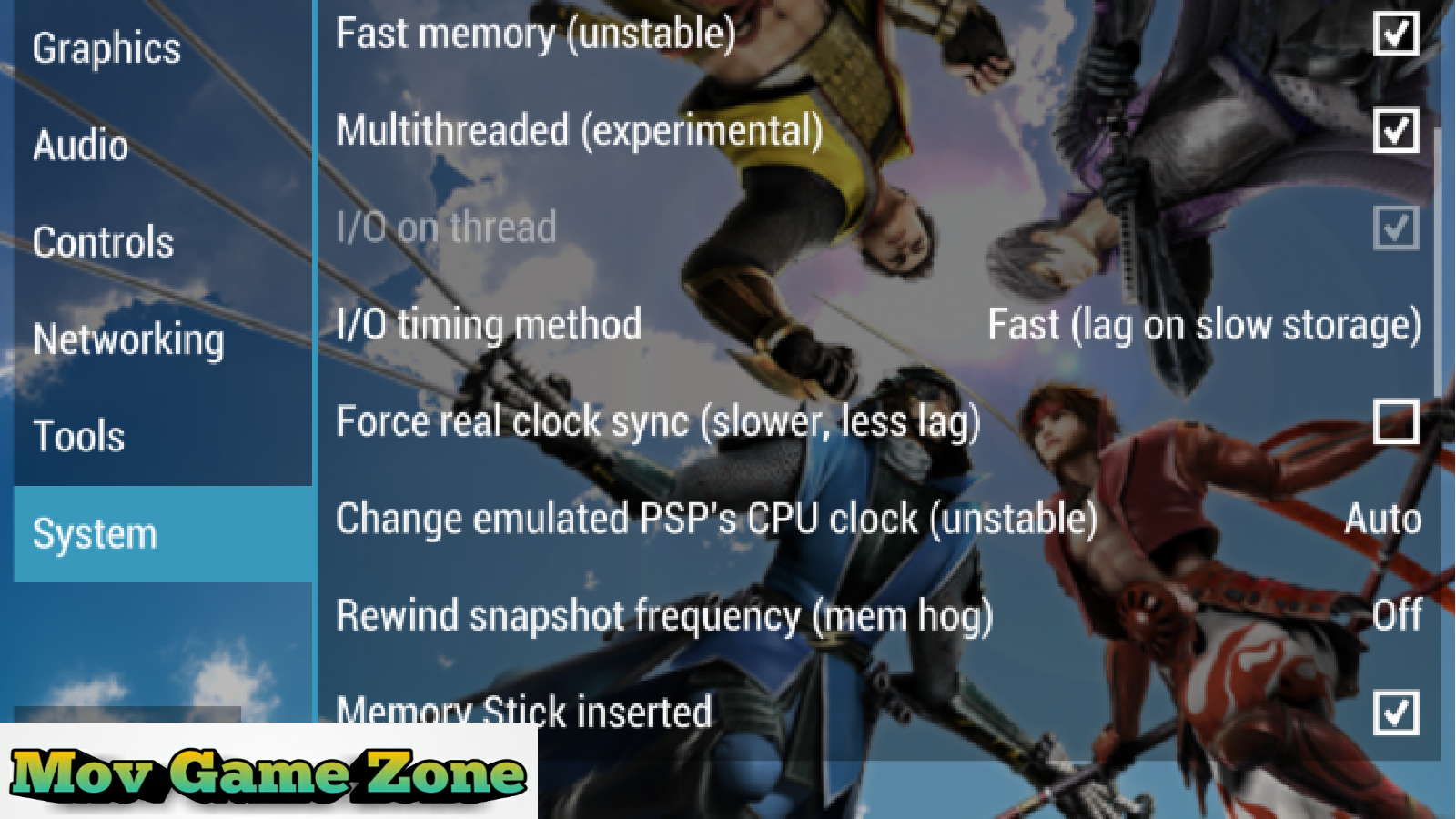 Download Game Ppsspp Iso Android Basara